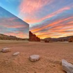 È in Arabia Saudita il cubo di specchi più grande del mondo
