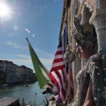 Anche Venezia partecipa ai festeggiamenti per l'Indipendence Day: la presidente del Consiglio Damiano e il consigliere delegato Giusto alle iniziative per la festa nazionale americana