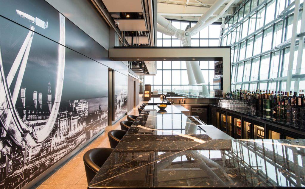 Plaza Premium Lounge Riapre Al Terminal 3 Dell Aeroporto Di Roma Fiumicino