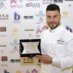 Sanremo 2021, Florindo Franco ha ricevuto l'InTaste Excellence Award