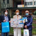 Diritti Bambini: Unicef Bologna ridisegna il nuovo GIOCO DELL'OCA. 25mila copie per ospedali e scuole