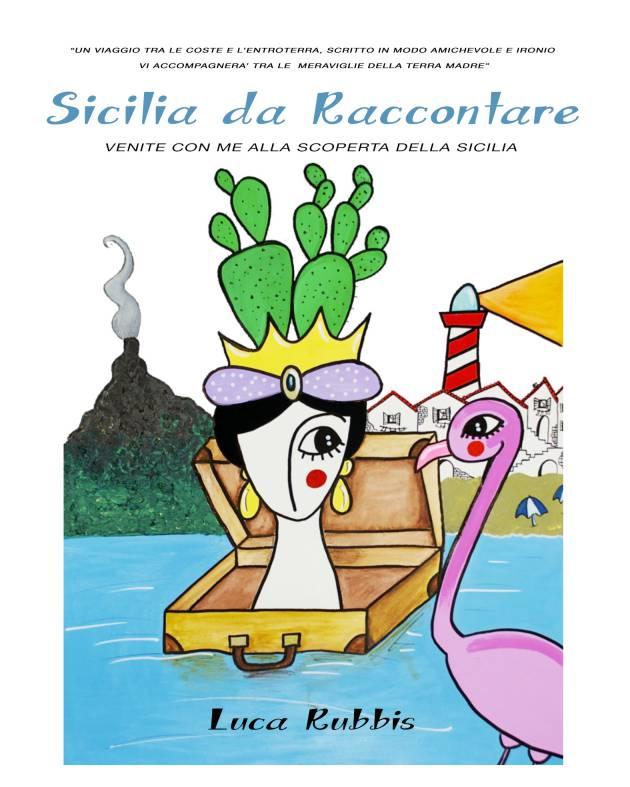 """""""copertina libro sicilia da raccontare"""""""