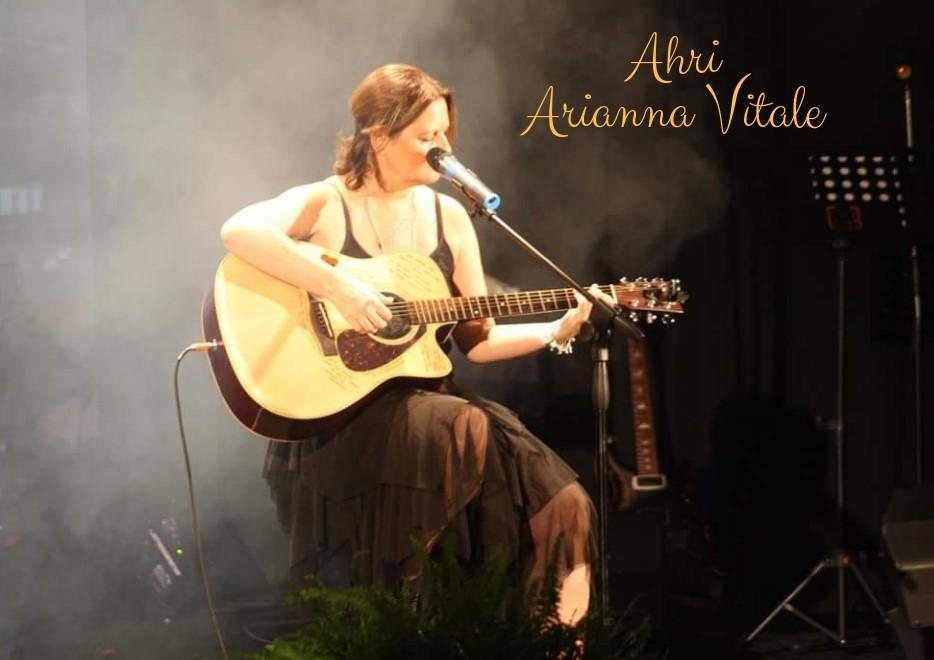 arianna vitale live