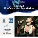 Al via le candidature per UNA VOCE PER SAN MARINO, il festival che premia con la partecipazione al prossimo EUROVISION SONG CONTEST
