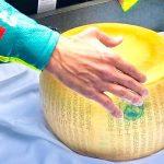 Valentino Rossi: il GRAZIE del Parmigiano Reggiano
